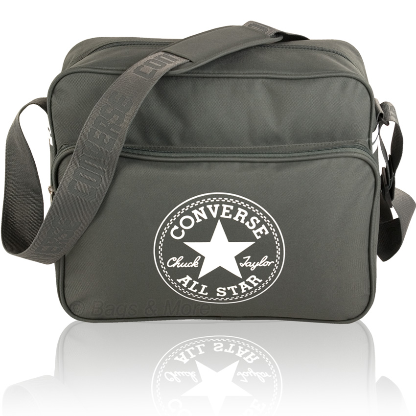converse umh ngetasche reporter schultertasche notebook. Black Bedroom Furniture Sets. Home Design Ideas