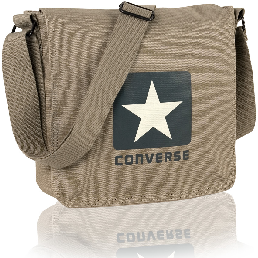 converse umh ngetasche canvas fortune schultertasche. Black Bedroom Furniture Sets. Home Design Ideas
