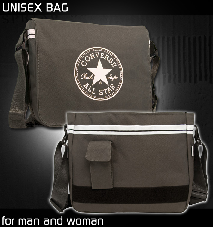 converse umh ngetasche ct flap schultertasche tasche cc ebay. Black Bedroom Furniture Sets. Home Design Ideas