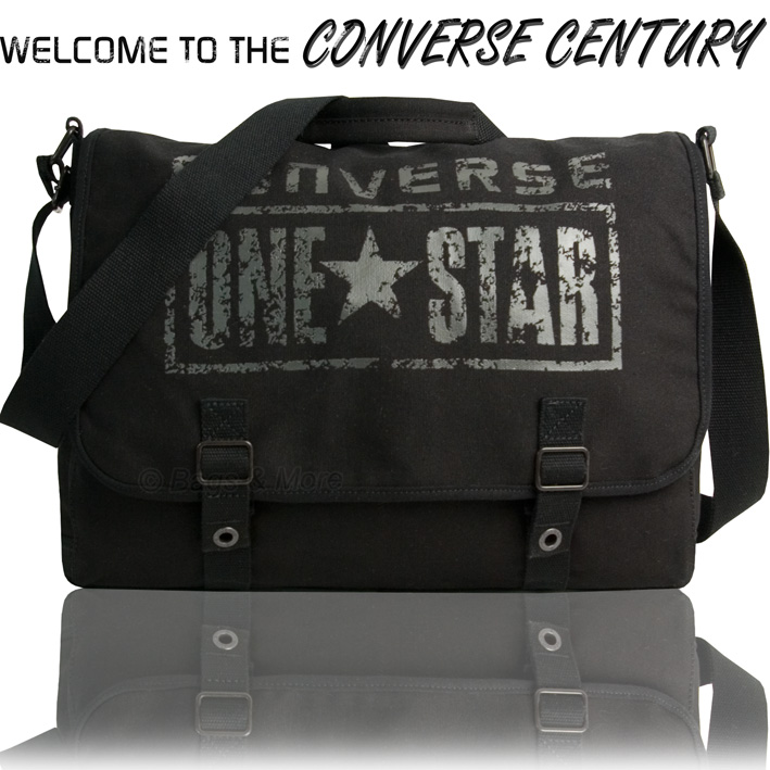 converse umh ngetasche one star schultertasche. Black Bedroom Furniture Sets. Home Design Ideas
