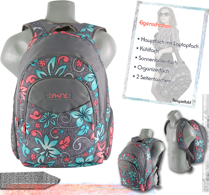3af126237bd45 dakine kala backpack Backpack Tools. DAKINE Schulrucksack PROM Laptop  Notebook Rucksack Sportrucksack .