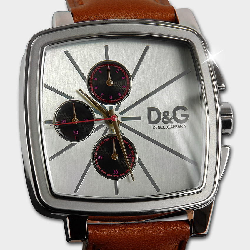 dolce gabbana uhr armbanduhr good times unisex markenuhr chronograph d g neu ebay. Black Bedroom Furniture Sets. Home Design Ideas