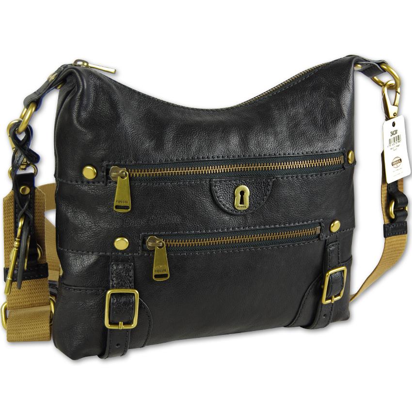 FOSSIL Handtasche Schultertasche Umhängetasche Damen Tasche EMILIA TZ CROSSBODY