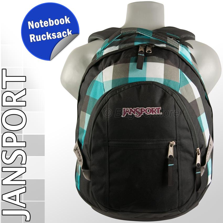JANSPORT Schulrucksack TRINITY Laptop Notebook Rucksack ...